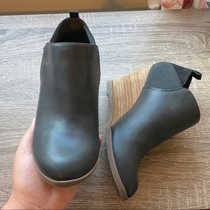 Dr. Scholl's Black Booties